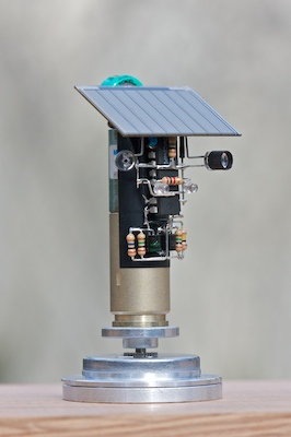Solar powered smart head